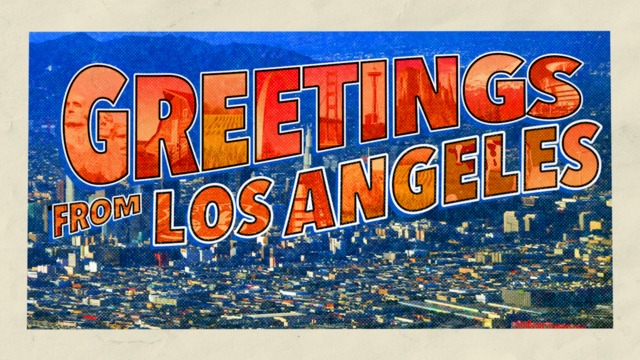 Greetings From...Broncos Fans in Los Angeles
