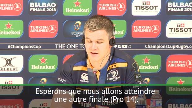 """Rugby : Finale - Sexton - """"Une saison de rêve"""""""