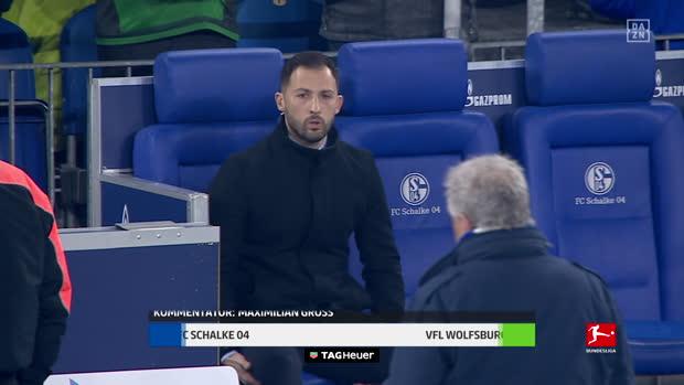 Bundesliga: FC Schalke 04 - VfL Wolfsburg | DAZN Highlights