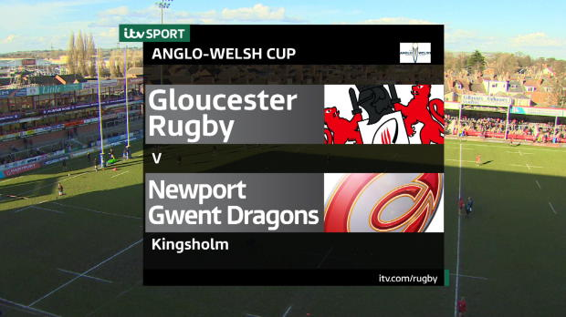 Aviva Premiership - Match Highlights - Gloucester Rugby v Newport Gwent Dragons
