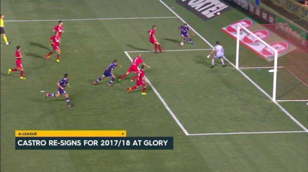 Glory re-sign midfield star