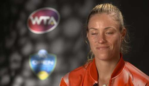 Kerber Interview: WTA Cincinnati QF