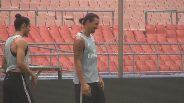 Transferts - Milan r�ve du retour d'Ibrahimovic