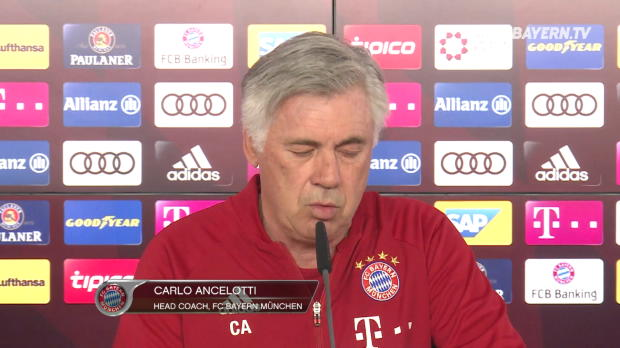 Ancelotti über CL-Aus, Transfers und Kritik