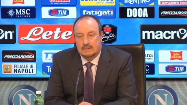 Foot : Serie A - Benitez appel au calme