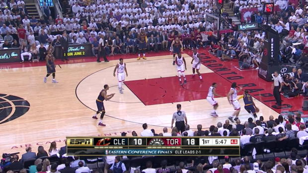 WSC: Kyrie Irving nets 26 points in loss to the Raptors