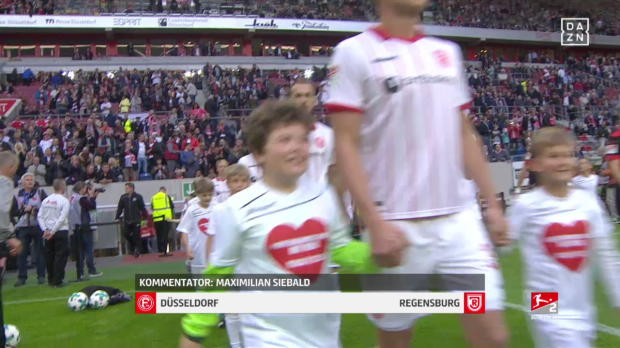 Fortuna Düsseldorf - SSV Jahn Regensburg