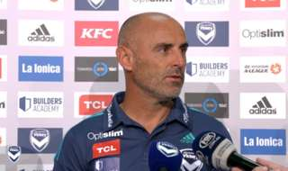 Melbourne Victory is keen to avenge last week's loss to Wellington Phoenix with a positive showing against Perth Glory.