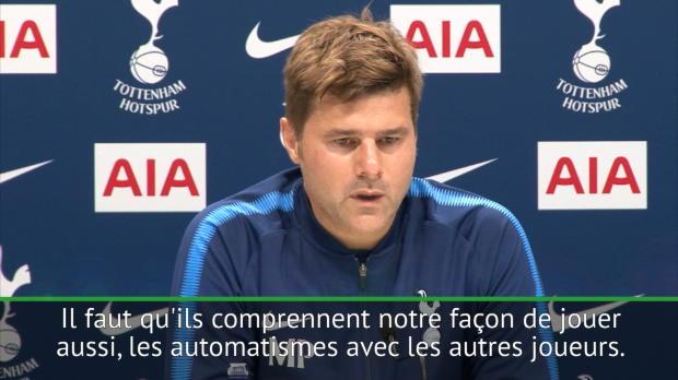 Tottenham - Pochettino - 'Aurier a bien travaillé cette semaine'
