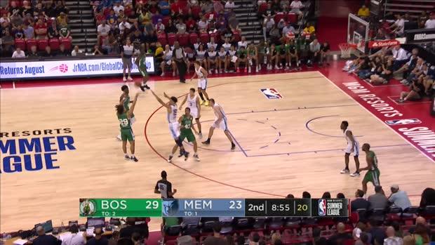 GAME RECAP: Celtics 113, Grizzlies 87