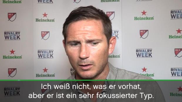 "Lampard: ""John Terry stehen alle Türen offen"""