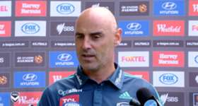 Watch head coach Kevin Muscat's pre-match press conference in full ahead of Sunday's Semi Final against Brisbane Roar.