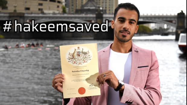 #hakeemsaved: Al-Araibi ist nun Australier