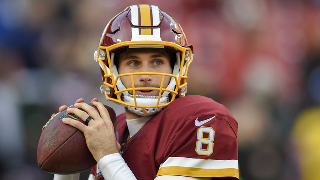 What is Kirk Cousins thinking this offseason?