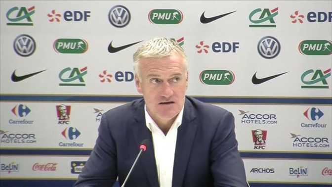 Deschamps satisfait du but de Varane