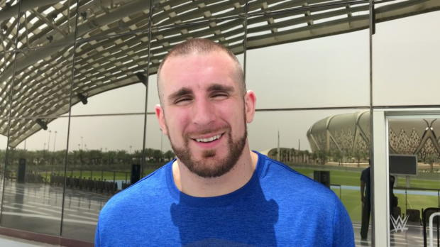 Why first-ever KSA tryout has Mojo Rawley excited