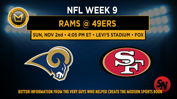 St. Louis Rams @ San Francisco 49ers