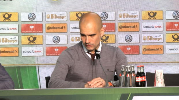 "Guardiola: ""Drei wundervolle Jahre"""