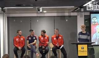 The coaching panel of Marco Kurz, Filip Tapalovic, Jacobo Ramallo and Greg King discuss the season ahead at our exclusive member event A Night with the Coaches.