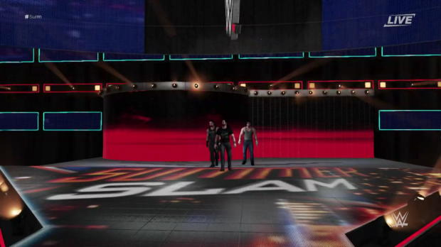 WWE 2K18 entrance mashup: The Shield as Evolution
