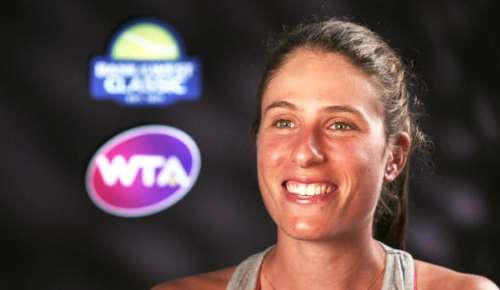Konta Interview: WTA Stanford Final