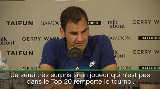 Basket : Wimbledon - Federer ne voit pas une surprise l'emporter