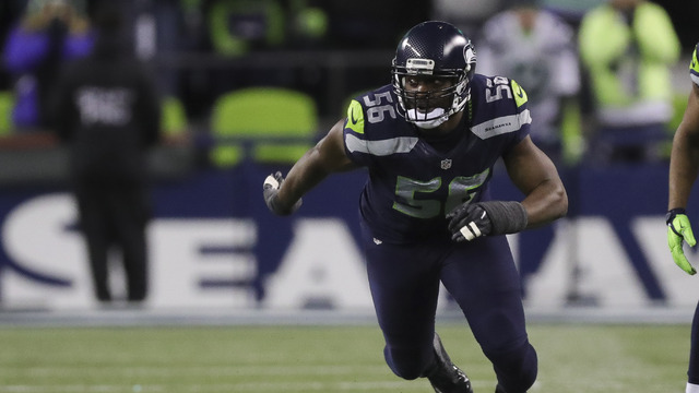 Cliff Avril: Top Ten Plays of 2016