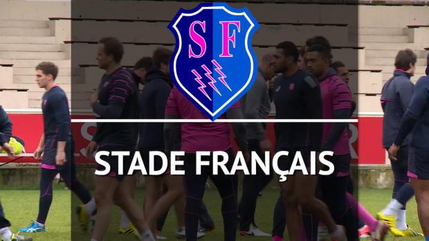 Top 14 : Top 14 - Top 14 : Le Stade Français en 1 minute