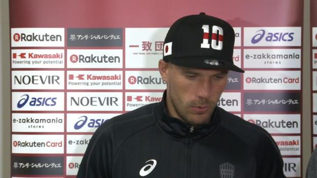 J-League: Das sagt Podolski über Traum-Debüt