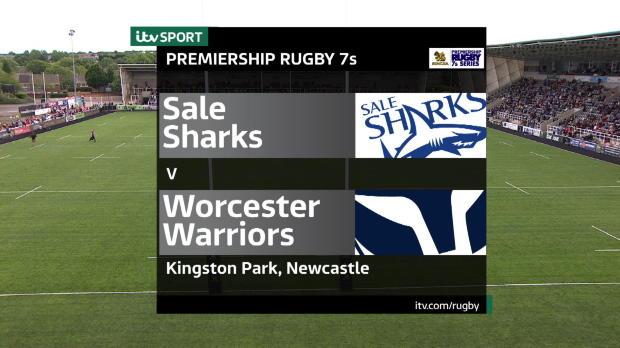 Aviva Premiership - Match Highlights - Sale Sharks v Worcester Warriors
