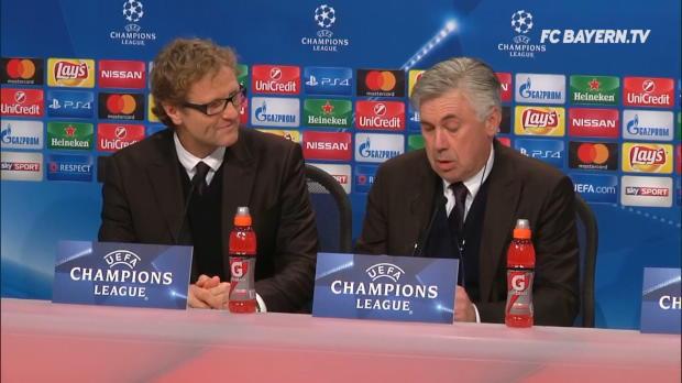 Ancelotti über Atletico und Lewandowski-Jubel
