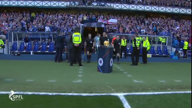 Scottish Premiership: Rangers - Celtic | DAZN Highlights