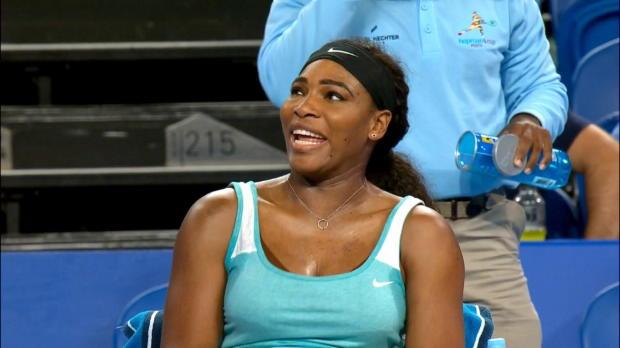 Hopman Cup: Serena hat Kaffeedurst