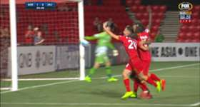 Adelaide United twice came from behind to claim a 3-3 draw against Jeju United in the AFC Champions League on Wednesday night.