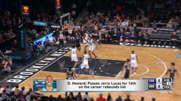 GAME RECAP: Hornets 111, Nets 106