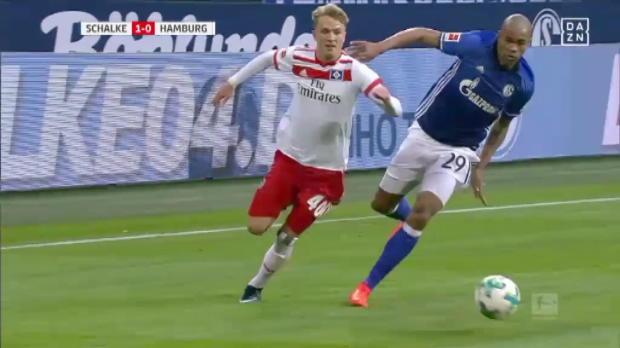 HSV-Juwel Fiete Arp spielt Schalke schwindelig