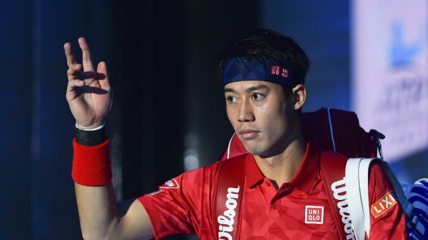 London: Nishikori: Voller Fokus auf Djokovic