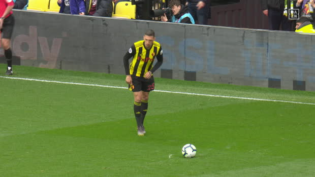 Premier League: Watford - Leicester   DAZN Highlights