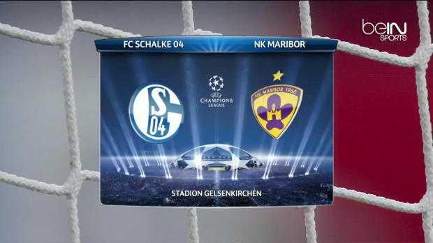 LdC : Schalke 04 1-1 Maribor