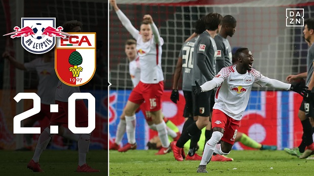 RB Leipzig - FC Augsburg