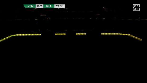 WM-Quali: Stromausfall! Und das Licht geht aus