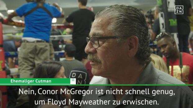 """Boxen: Stitch: """"McGregor nicht schnell genug"""""""