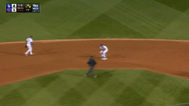 Strop induces double play