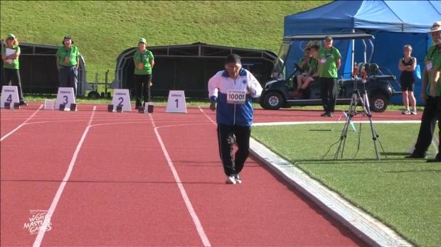"""100 Meter: 101-Jährige """"sprintet"""" zum Rekord"""