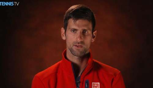 Djokovic Interview: ATP Madrid Preview