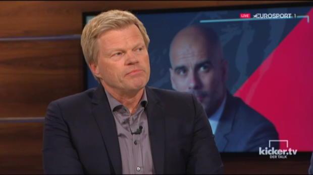 """Kahn: """"Guardiola ist ängstlich"""""""