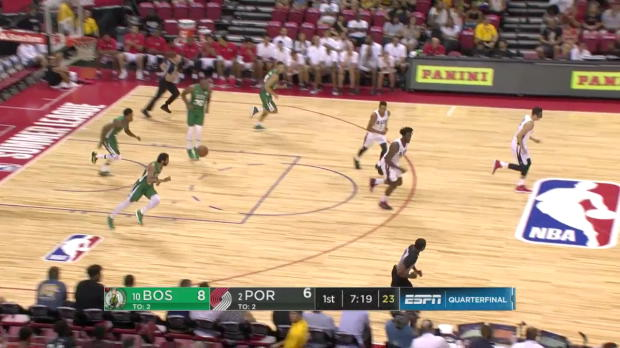 WSC: John Jenkins (25 points) Highlights vs. Boston Celtics
