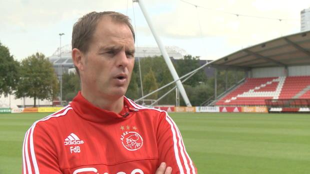 """De Boer: """"Liverpool? Würde Chance nutzen!"""""""