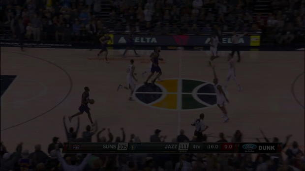 WSC: Rudy Gobert with the dunk