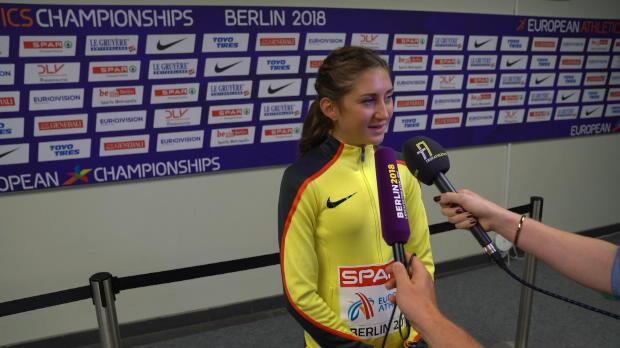 """Hindernis-Lauf: Krause nach Gold: """"Ohne Worte"""""""